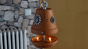 How to Build a Flower Pot Heater