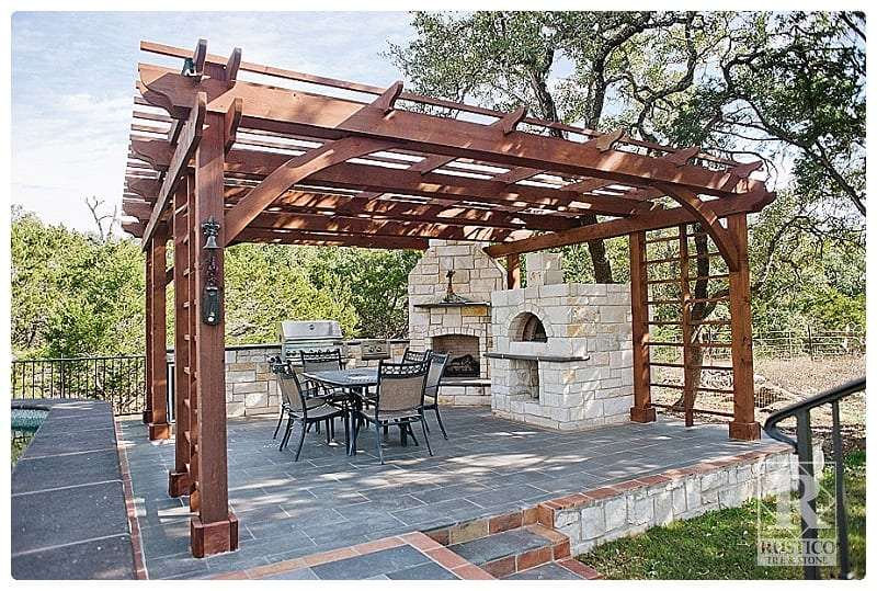 Pergola designs are particularly effective on patios, garden paths, open decks, and terraces.