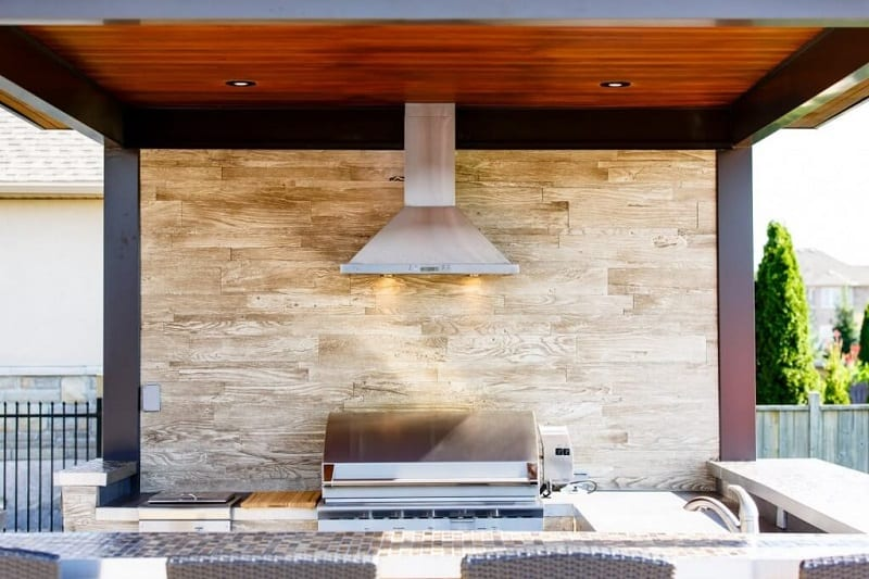 6 Stunning Backsplash Materials For Your Outdoor Kitchen Your Projects Obn