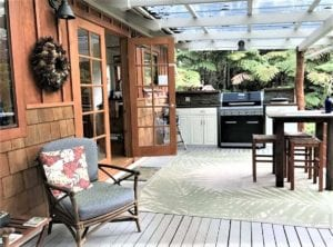 Planning an Outdoor Extension for Your Indoor Kitchen